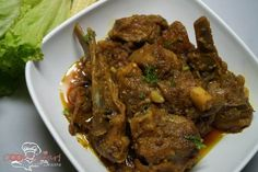 Bihari Mutton curry - Cook Safari