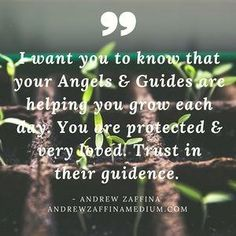 You are loved. - Andrew Zaffina AndrewZaffinaMedi...