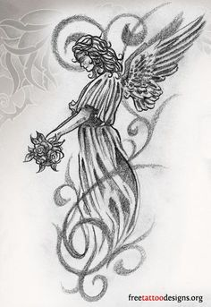 Pictures of guardian angel tattoo designs – Tattoo 2020 Bild Tattoos, Mom Tattoos, Sleeve Tattoos, Tattos, Heaven Tattoos, Tatoo 3d, Tattoo Outline, Small Guardian Angel Tattoos, Guardian Angels