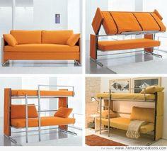 Space-Saving Furniture Design
