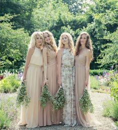 Gorgeous bridesmaid dresses for every season with Weddington Way, plus a giveaway! http://www.stylemepretty.com/2016/01/16/weddington-way-for-every-season-bridesmaids-dresses-giveaway/