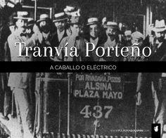 ¿Sabías que las primeras concesiones del #Tranvía porteño fueron para los hermanos Lacroze y Méndez? http://pulperiaquilapan.com/?p=16038