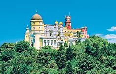 Top tips, recommendations and general travel advice about Portugal by Telegraph readers - via Telegraph 26.01.2015   Monuments, churches and architectonic structures are the usual requirement when visiting a country for the first time; however, exploring farther afield from the main cities is an absolute must in Portugal. Photo: The Pena National Palace, Sintra