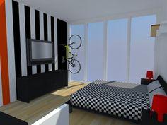 Hotel room by NiezlaAranzacja