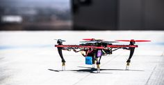To make Drone Deliveries Work, AT&T Is Tapping into the Cell Network