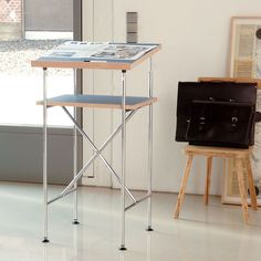 High desks | Home office | Milla high desk | Lampert, Richard. Check it out on Architonic