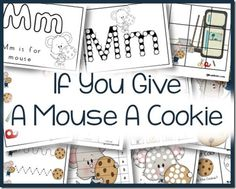 If You Give A Mouse Pack - Tot & Prek