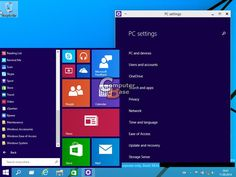 Filtran capturas de Windows 9 - http://www.tecnogaming.com/2014/09/filtran-capturas-de-windows-9/