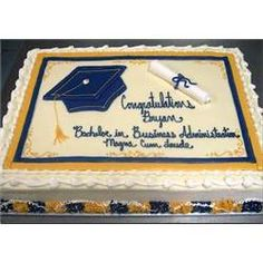 Pin Graduation Sheet Cake Designs 300x210 Picture To Pinterest Picture #11360 477x334
