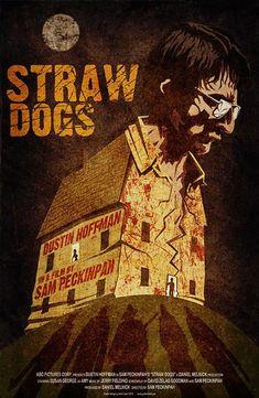 Perros de paja (Straw Dogs) #posters