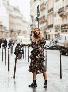 Lisa Olsson Paris Dress Bik Bok
