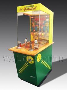 Genco Basketball Machine