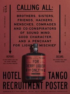 """Hotel Tango is the nation's first combat disabled veteran–owned distillery. In this rebranding effort, we wanted to create somethin. Tango, Identity Design, Visual Identity, Brand Identity, Local Bars, Battle Royale Game, Communication Art, Creativity And Innovation, Corporate Design"