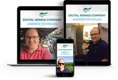Private Offer Digital Nomad, Digital Media, Social Media Marketing