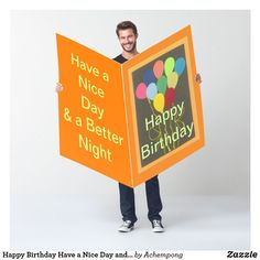 Birthday Text, Birthday Cards, Happy Birthday, Christmas Away From Home, Good Night Cards, Cute Office, Colourful Balloons, Retro Art, Artwork Design