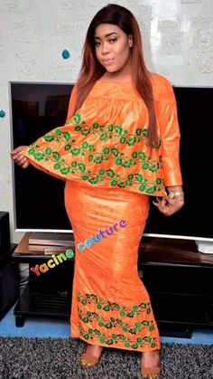 African Basin dress African Dress Patterns, African Maxi Dresses, Baby Dress Patterns, African Dresses For Women, African Attire, African Wear, African Lace Styles, African Print Clothing, African Print Fashion