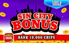 ☆☆☆ Sin City Bonus ☆☆☆Free Chips Are Waiting >  < Click Now! #freeslots