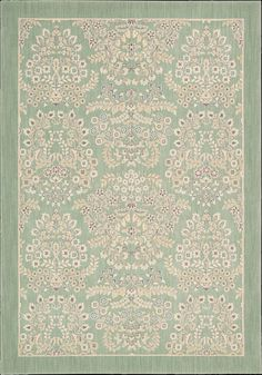 Nourison: Made from the finest raw materials, Barclay Butera's Hinsdale is a classic rug to anchor the decor of any room of the home. Unassuming Persian and Damask designs tell a story of beauty and refined elegance.