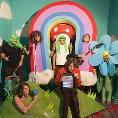 The Flaming Lips, venerated psychedelic rock headliners, headline the Middle Waves Music Festival
