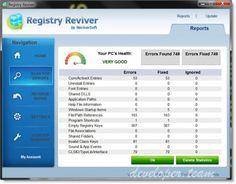 ReviverSoft Registry Reviver 4.18.0.2