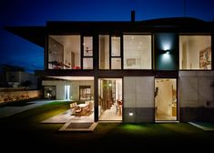 Seattle Based Olson Kundig Architects Has Designed The Live Work Home Of A Photographer And His Family In Spanish Coastal Town Sitges Studio