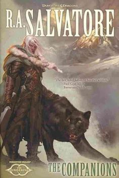 A first installment in a spin-off story arc places hero Drizzt in a new era of the Forgotten Realms, where while facing the life-threatening first stirrings of the Sundering, he reflects on the lives of trusted allies who stood by his side throughout his early life.