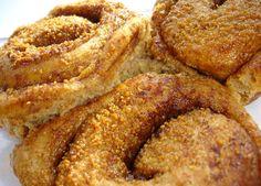 2 lbs Non GMO SPELT Milk & Honey Cinnamon Rolls Whole Grain Healthy Homemade Food Baked Goods on Etsy, $14.50