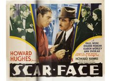 Scarface (1932) , Book: Film Posters of the 1930s - Tony Nourmand and Graham Marsh, Published by Taschen