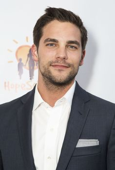 <i>Fifty Shades</i> Sequels Cast <i>PLL</i> Hottie Brant Daugherty