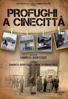"""#IDO14 presents """"Profughi in Cinecittà"""" (Refugees in Cinecittà) by Marco #Bertozzi. Watch it on www.italiancinemalondon.com from the 23rd February to the 9th of March. Support our Festival on @Indiegogo !"""