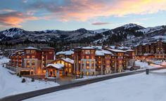 Enjoy a winter trip to Utah when you stay at the Sunrise Lodge at the Hilton Grand Vacations Club. The Canyons Park City, Canyon Park, Condos For Rent, Vacation Club, Great Vacations, Sea World, Travel List, Condominium
