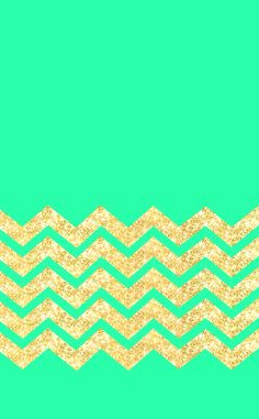 Hot Pink Glitter Chevron | Other Background Options ...