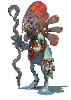 魔幻世界的创造者Carlos Huante(一) | 视觉中国