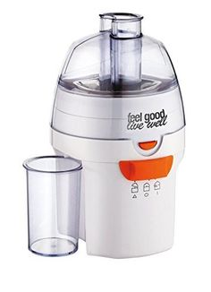 Feel Good Live Well 200W Fruit and Vegetable Juice Extractor * Find out more about the great product at the image link. (This is an affiliate link)