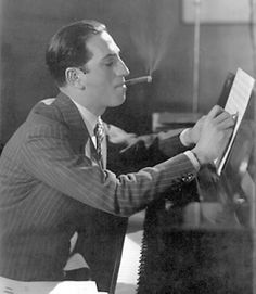a biography of george gershwin a musician George gershwin it begins with a love story  morris  he was a musician and a gifted artist with a large valuable art collection.