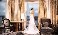 Wedding tips. Brides dream of finding the perfect wedding ceremony, however for this they require the ideal wedding outfit, with the bridesmaid's outfits complimenting the brides dress. Here are a variety of suggestions on wedding dresses. Wedding Locations, Wedding Events, Wedding Ceremony, Wedding Cards, Wedding Sparklers, Wedding Album, Wedding Bubbles, Unity Ceremony, Backdrop Wedding