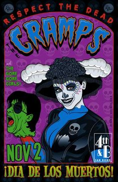 Show Posters... The Cramps