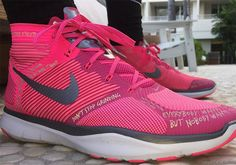#sneakers #news  Kevin Hart And His Nike Shoe Celebrates Breast Cancer Awareness Month