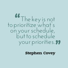 Timeless advice from Dr. Stephen Covey. | @Smartsheet