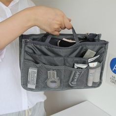 Learn more about the Dual Purse Organizer v2!