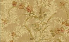 Interior Place - Warm Metallic Brown GV31011 Floral Trail Wallpaper, $34.18 (http://www.interiorplace.com/warm-metallic-brown-gv31011-floral-trail-wallpaper/)