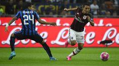 @Milan E' il crollo dell'Inter, perchè prima Carlos Bacca e poi M'Baye Niang fissano il derby sul 3 a 0, risultato che mancava dal 2 aprile 2011. Vittoria strameritata per il Milan, mentre per l'Inter un KO che fa male soprattutto al morale più che alla classifica #9ine
