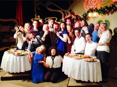 Press night went down a storm with this lovely bunch @SheLovesMeLDN
