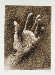 The Artist's Hands V, 1979, Henry Moore