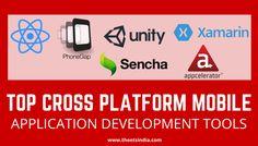Latest Cross-Platform Mobile App Development Tools For 2017