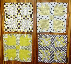 Stitch and Quilt: Welcome To The Classic and Vintage Blog Hop - Bear Paw Edition