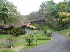 Beautiful semi-private bungalows at the Hilton Papagayo in Guanacaste Costa Rica
