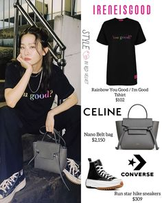 Kpop Fashion Outfits, Blackpink Fashion, Airport Style, Airport Fashion, Leather Bum Bags, Cute Suitcases, Hey Girl, Lisa, Cloth Bags