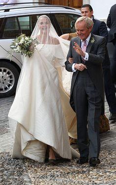 Celebrity News | Casamento Lady Charlotte Wellesley e Alejandro Santo Domingo | Revista iCasei