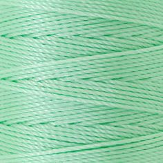 #18 Mint Green Superlon Bead Cord | Fusion Beads #LuciteGreen